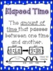 Elapsed Time Printables