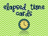 Elapsed Time Cards FREE