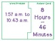 Elapsed Time Center-Self Checking!