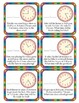 Elapsed Time Clock Word Problems