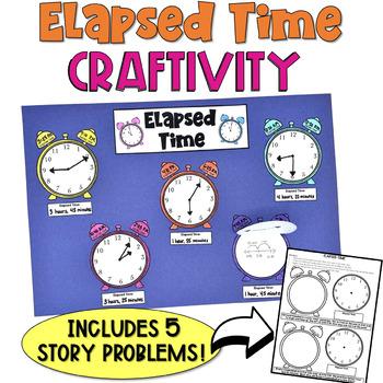 Elapsed Time Craftivity