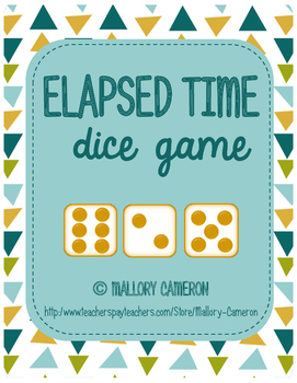 Elapsed Time Dice Game
