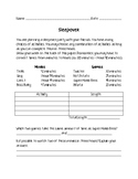 Elapsed Time Differentiated Sleepover Activity