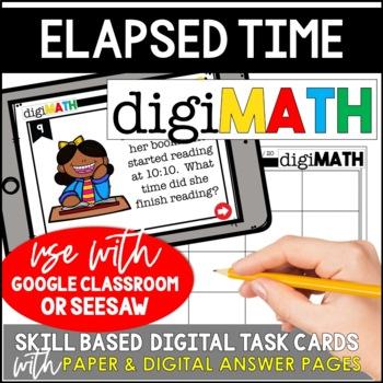 Elapsed Time: Digital Math Centers