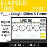 Elapsed Time Digital Resources Distance Learning 3.MD.1