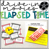 Elapsed Time Drive-In Movie Activity TEK 3.7C or 4.8C