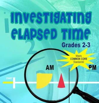 Elapsed Time . . . EZ as 1,2,3!  VIDEO
