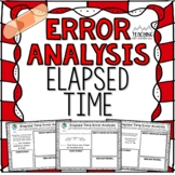 Elapsed Time Error Analysis