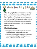 Elapsed Time Fairy Tale Story Project