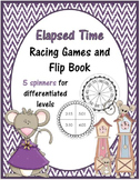 Elapsed Time Five Level Racing Game
