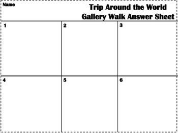 Elapsed Time Gallery Walk