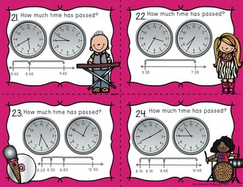 Elapsed Time Game - 5 Minute Intervals