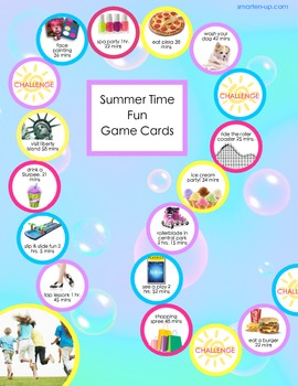 Elapsed Time Game for Girls