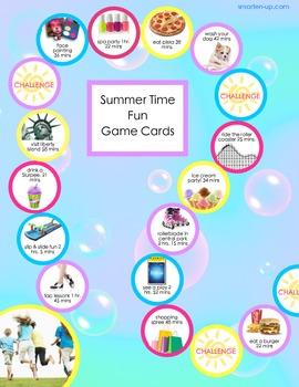 Elapsed Time Game for Girls