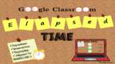 Google Slides Elapsed Time: Interactive Practice