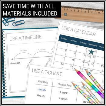 Elapsed Time - Grade 5 Math Unit (Google Drive folder)
