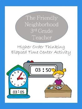 Elapsed Time: Higher Order Thinking Center