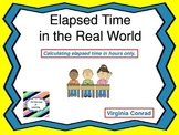 Elapsed Time--Hours Only