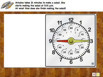 Elapsed Time Introduction  - Interactive Whiteboard/Promethean