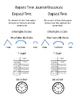 Elapsed Time Journal Resource
