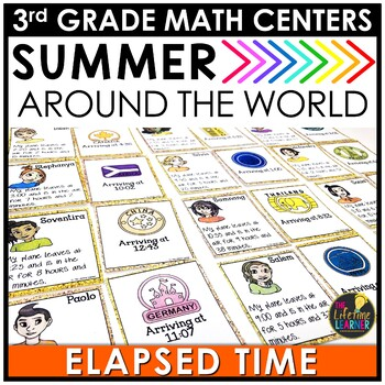 Elapsed Time June Math Center
