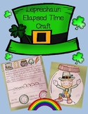 Elapsed Time Catch a Leprechaun Craft