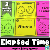 Elapsed Time Matching Activity Game