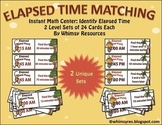 Elapsed Time Matching