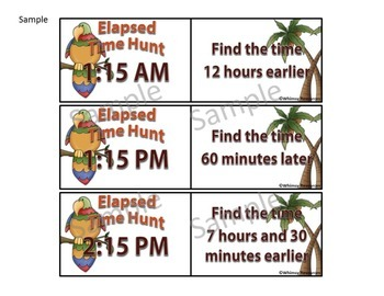 Elapsed Time Matching