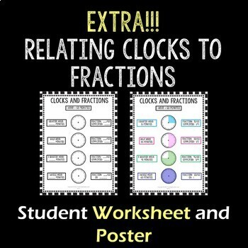 Elapsed Time Math Mat and Task Cards 3rd Grade 4th Grade Common Core