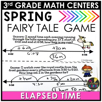 Elapsed Time May Math Center