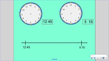 Elapsed Time Notebook