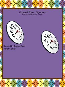 Elapsed Time Olympics