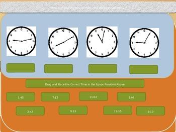Elapsed Time PARCC Exit Ticket