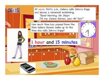 Elapsed Time EDITABLE PPT