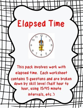Elapsed Time Pack