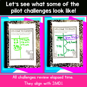 Elapsed Time - Pilots Classroom Transformation