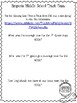 Elapsed Time Project Based Learning-Plan a Track Meet