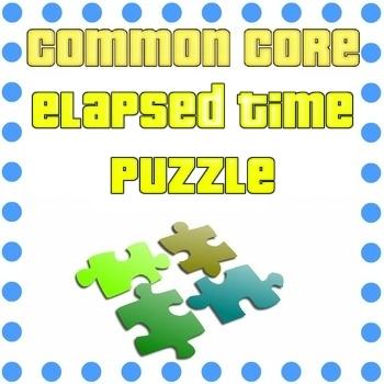 Elapsed Time Puzzle