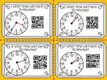 Elapsed Time QR