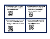 Elapsed Time QR Codes