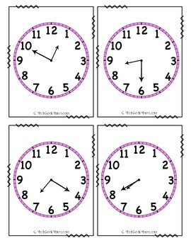 Elapsed Time Resource Bundle for 3rd-4th Grade
