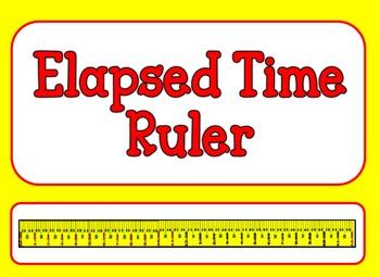 Elapsed Time Ruler