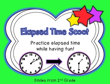 Elapsed Time Scoot