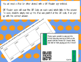 Elapsed Time Story Problem QR Code Task Cards SOL 3.11b Se