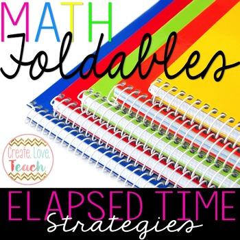 Elapsed Time Strategies Foldable