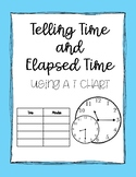 Elapsed Time T Chart