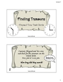 Elapsed Time Task Cards - Finding Treasure