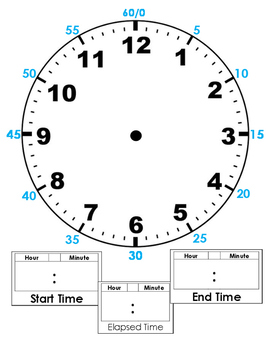 Elapsed Time Template