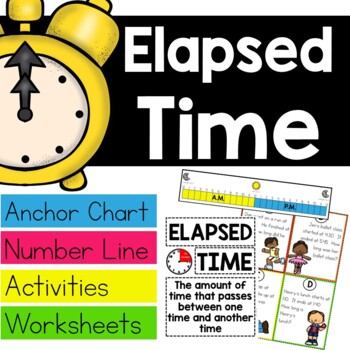 Elapsed Time Text Messages: A Math Center